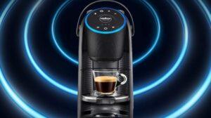 macchina caffè comando vocale alexa