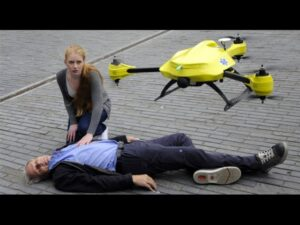 droni ambulanza olanda